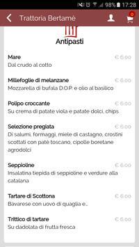 Trattoria Bertamè screenshot 17