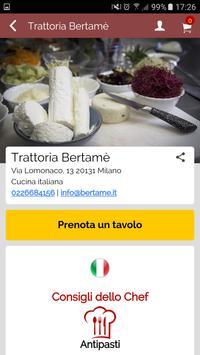 Trattoria Bertamè screenshot 12