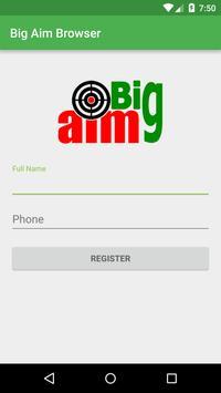 Big Aim Browser poster