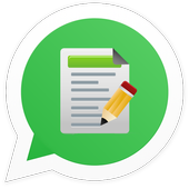 Save Messages From WhatsApp icon
