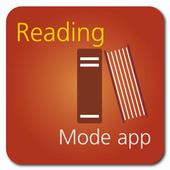 Reading Mode App icon