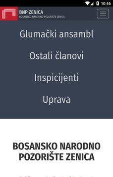 BNP Zenica screenshot 3