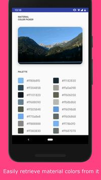 Material Color Picker screenshot 3
