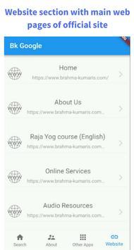 Brahma Kumaris - Search the Divine screenshot 1