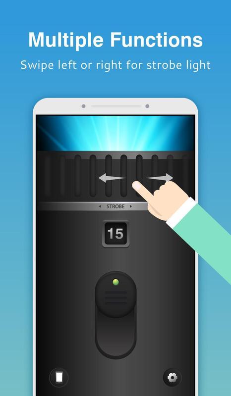 Flashlight APK ダウンロード- 無料 仕事効率化 アプリ Android 用