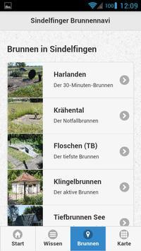 Brunnennavi screenshot 2