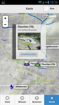Brunnennavi für Sindelfingen apk screenshot