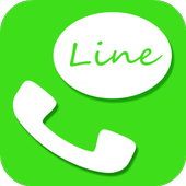 Free LINE Calls&Messages Guide icon