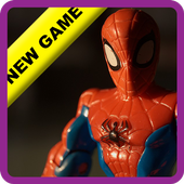 Amazing Spidey City-Survival icon