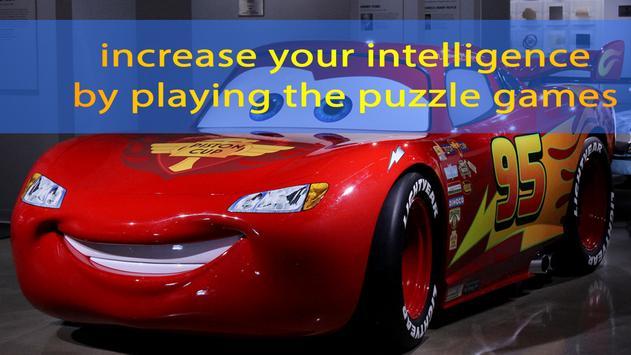 Lightning Car Mcqueen Puzzle apk screenshot