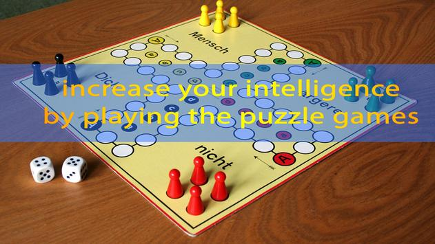 Ludo Multiplayer Puzzle poster
