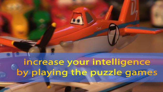 New Rescue Planes Puzzle poster