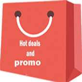 promo and flash deals icon