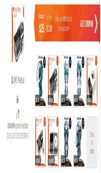 promo and flash deals apk screenshot