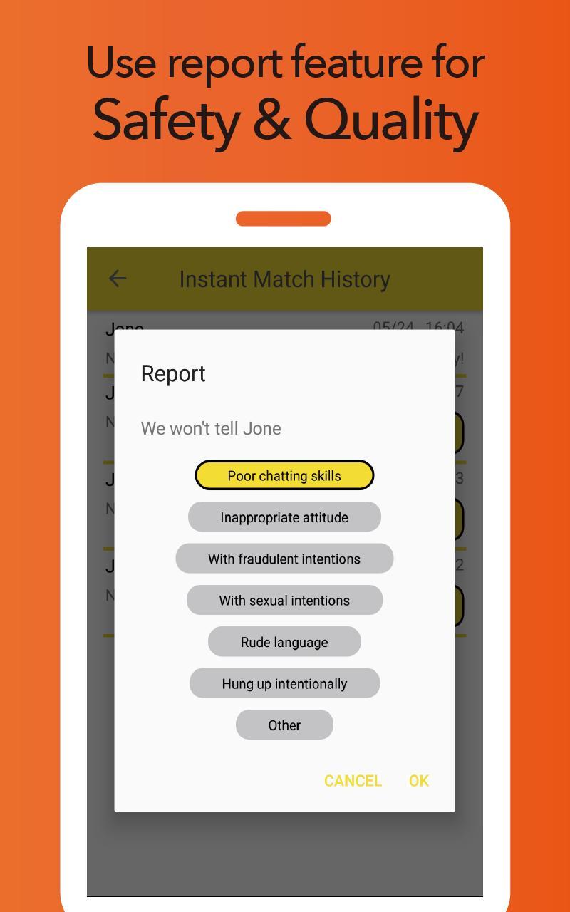 Flirt chat messenger free download