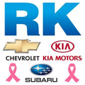 RK Chevrolet Kia Subaru icon