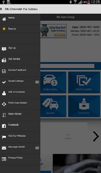 RK Chevrolet Kia Subaru screenshot 1