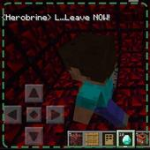 Herobrine Dimension Installer icon