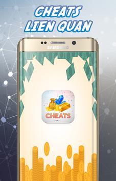 Cheats Lien Quan Mobile PRANK screenshot 3
