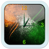 Republic Day Clock icon