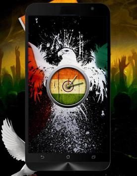 Republic Day Clock apk screenshot