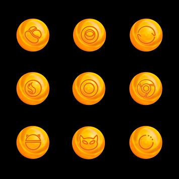 Dragonball Evolution Icon Pack apk screenshot