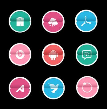 Roundness Icon Pack screenshot 2