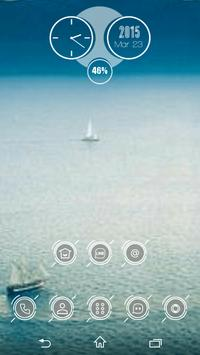 White In Grey Icon Pack screenshot 1
