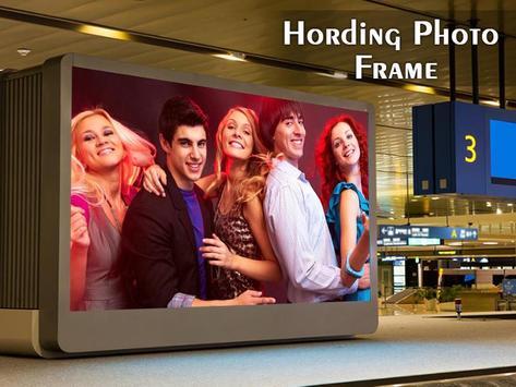 Hoarding Photo Frame apk screenshot