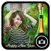 New Year Photo Frame icon