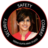 MSMR Women Safety App icon