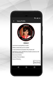 MSMR Women Safety App screenshot 5