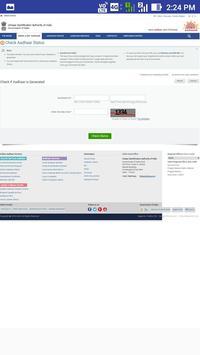 Aadhaar Card All Service screenshot 23