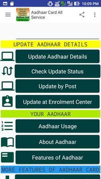Aadhaar Card All Service screenshot 4