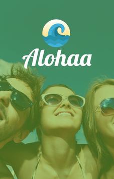 Alohaa poster