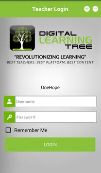 Digital Learning Tree apk screenshot