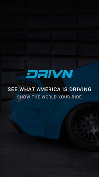 Drivn – See What America is Driving poster