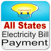 Online Electricity Bill Pay-All State icon
