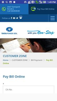 Online Electricity Bill Pay-All State screenshot 7