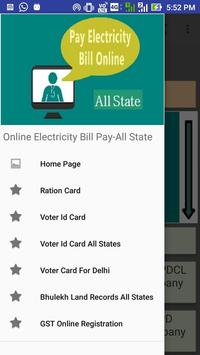 Online Electricity Bill Pay-All State poster