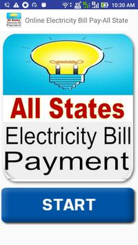 Online Electricity Bill Pay-All State screenshot 1