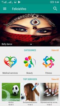 Medicine, Beauty, Sport, Education 🌟 Felicia Vivo poster