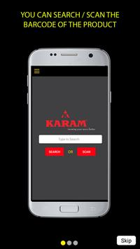 Karam Products poster