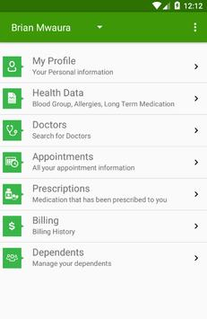 Medbook Africa apk screenshot