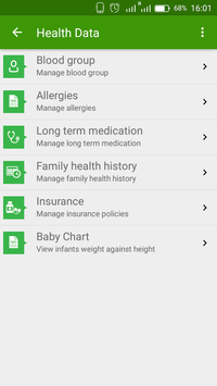 Medbook Africa screenshot 2