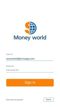 Money World poster