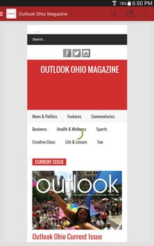 Outlook Ohio Magazine apk screenshot