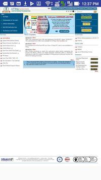 Ration Card Voter Aadhaar Link Pan screenshot 13