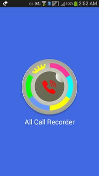 Call recorder- with new function poster