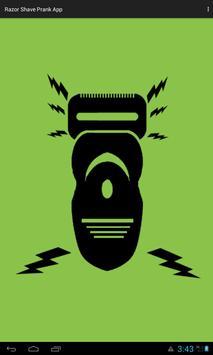 Razor Shave Prank App apk screenshot